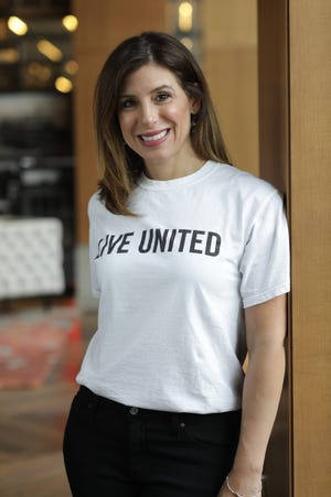 Theresa Reno-Weber, president and CEO, Metro United Way will speak during the Women's Equality Day online event Friday, August 28, 2020.