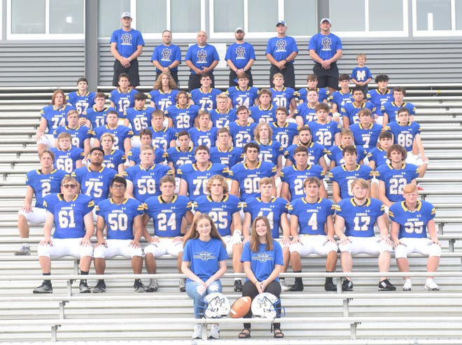 2020 Mountain Home Bombers football team