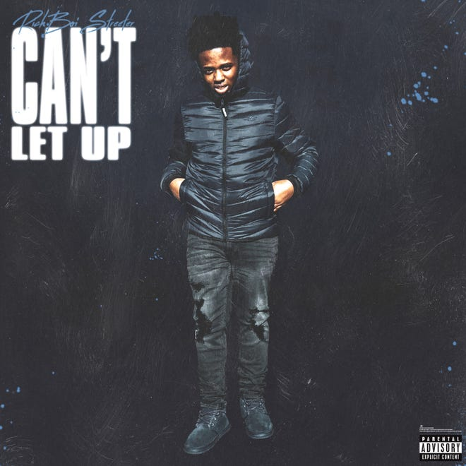 "RichBoi Streeter's new single ""Can't Let Up"" releases Friday."
