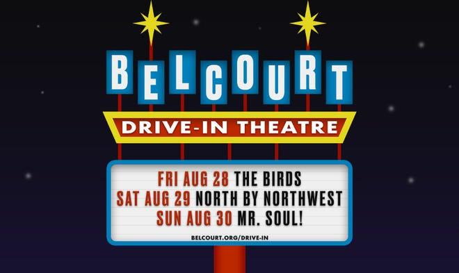 """Belcourt Theatre launched """"Belcourt Drive-In"""" in Nashville's Hillsboro Village neighborhood."""