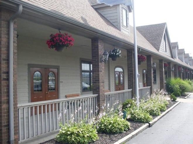 The Licking County Aging Program's senior center, Heritage Hall on East Main Street in Newark.