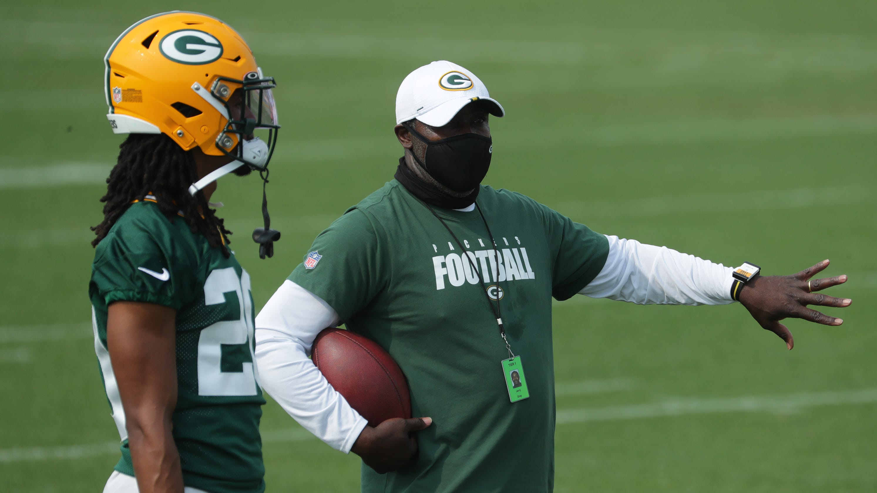 Packers make pair of promotions while filling out coaching staff - Packers News