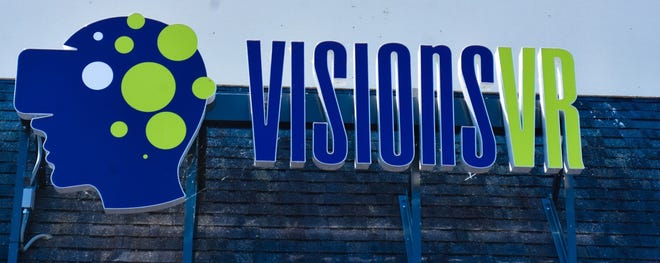 Visions VR, which offers virtual reality games and experiences,  opened in Port Clinton on Aug. 1.