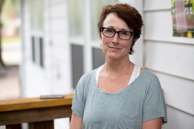 Black Dog Cafe Owner Carla Reid says she begged the city for help deterring increasing problems in recent years stemming from those experiencing homelessness at Lake Ella.