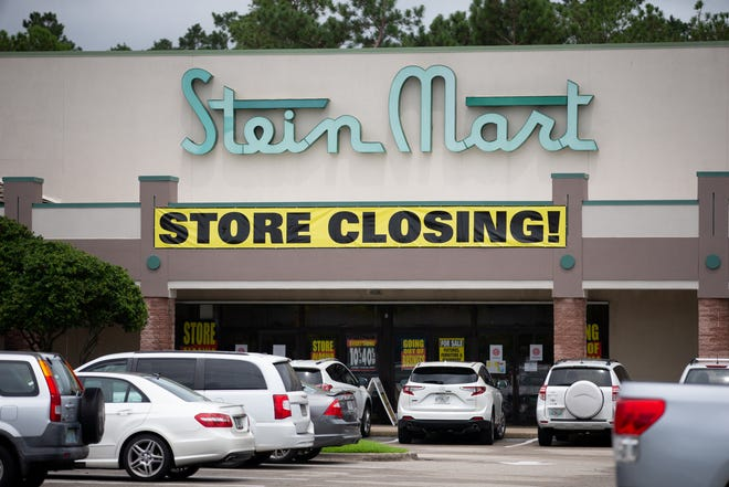 Stein Mart in Tallahassee will be among national closures following the retail chain's bankruptcy filing — making it one of the latest companies to buckle in the COVID-19 pandemic.