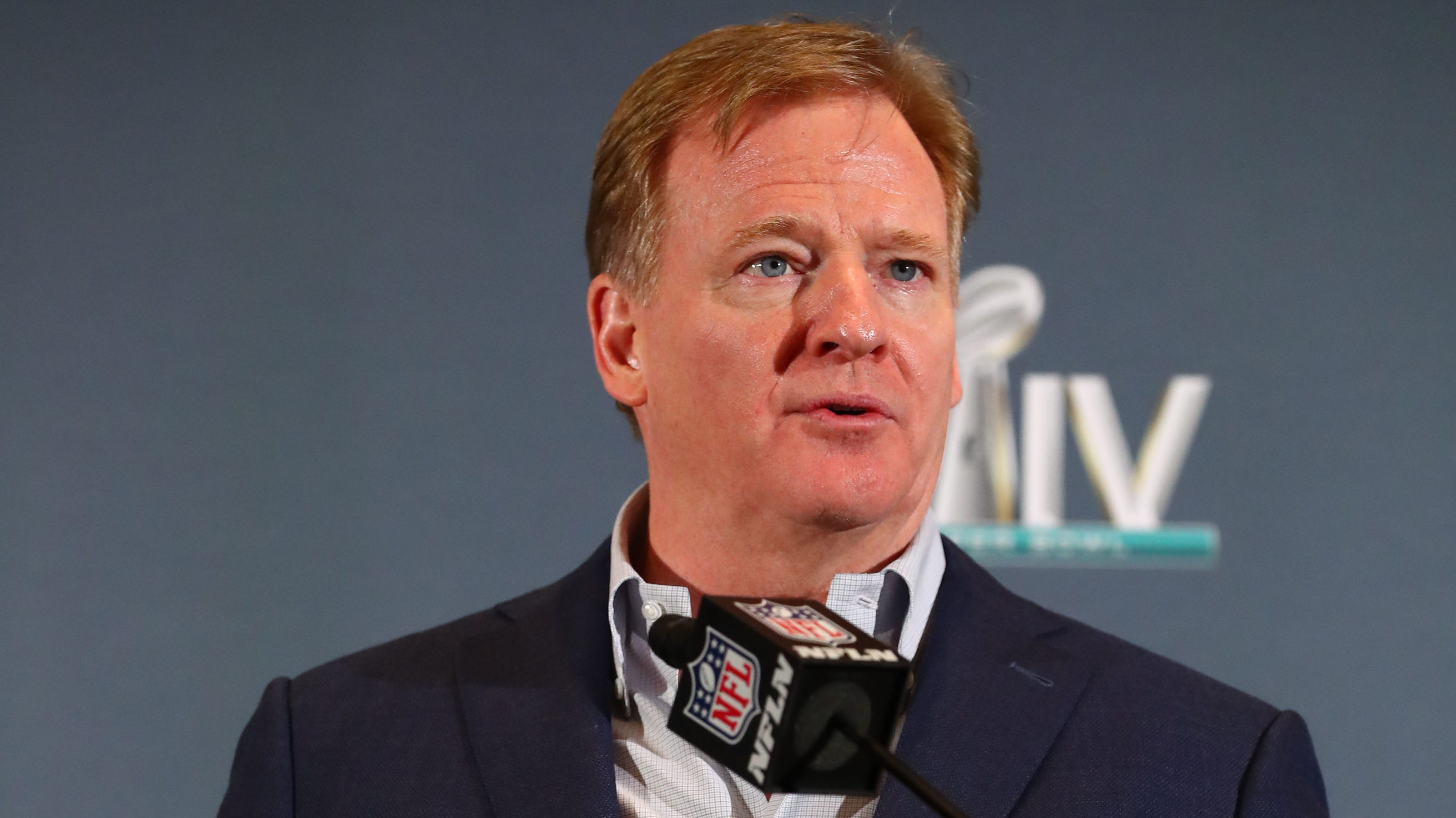 NFL Commissioner Roger Goodell Says 'I Wish We Had Listened Earlier' in Public Message to Colin Kaepernick