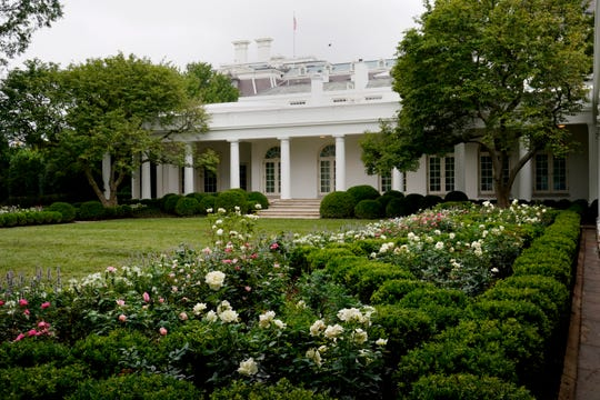 The White House welcomes visitors back in September.