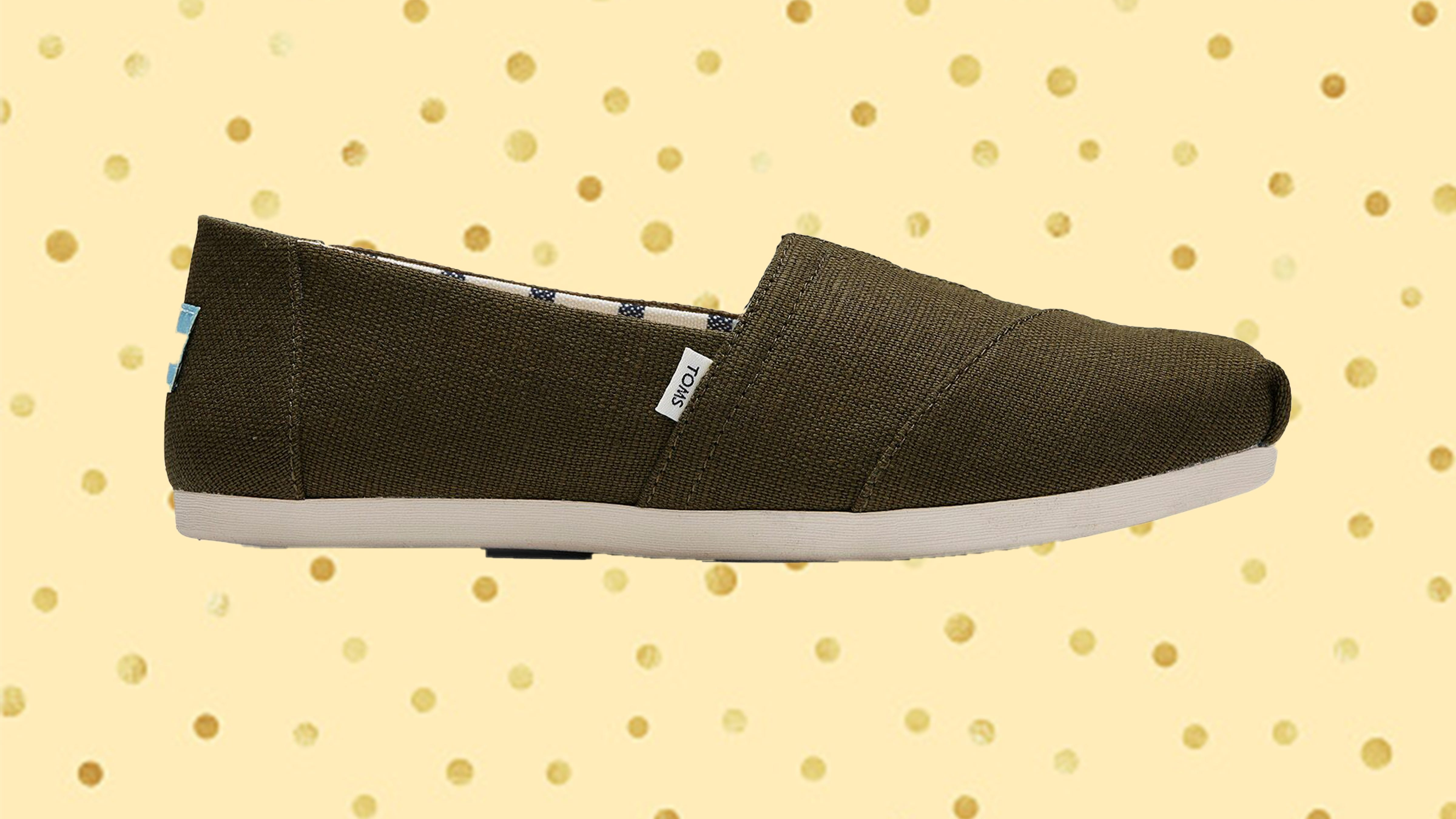 TOMS promo code: Get a discount on