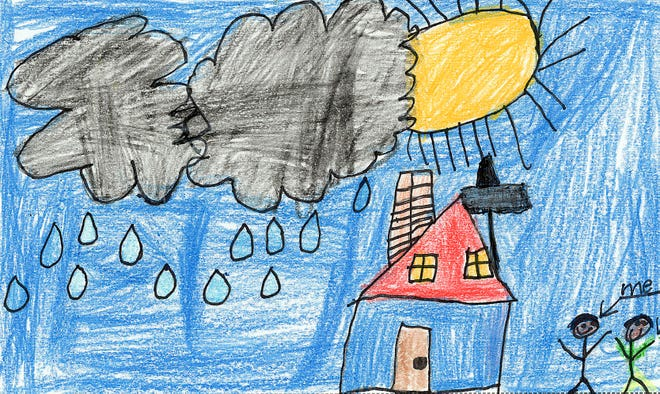 Illustration by Trevor Howman Northwestern Elementary, second grade