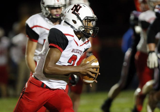 Due to a lack of numbers, New London High School will not have an 11-manfootball team this season.