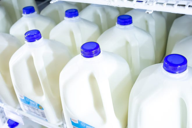 Milk and food boxes will be distributed free from 3:30 to 6 p.m. Oct. 19 at Good Samaritan Catholic Church on Glenwood Avenue in Ambridge.