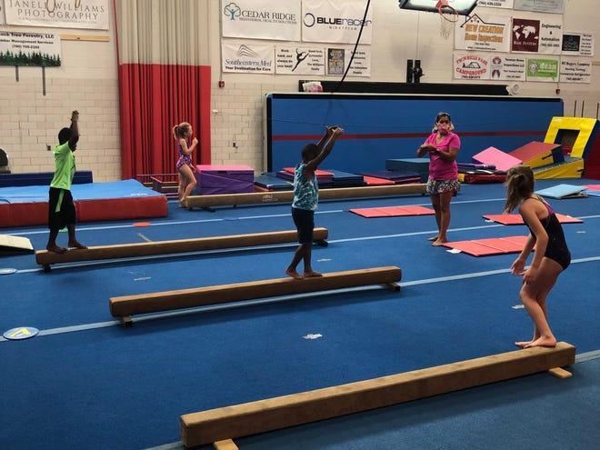 Cambridge Area YMCA resumes progressive gymnastics program