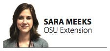 Sarah Meeks, OSU Extension
