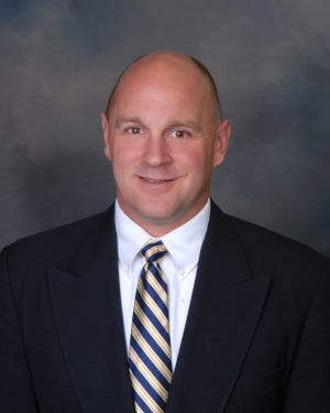 Mark Auble, funeral director for Auble Funeral Home, is the new president of the board of trustees for the Wayne County Community Foundation.