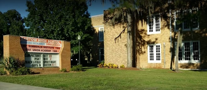 """Bartow High School/Bartow IB/Summerlin Academy have been notified that """"an individual"""" on the two campuses has tested positive for COVID-19. IN the next day, some people will be asked to quarantine."""