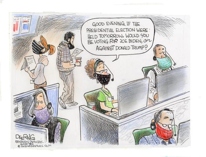 Cartoon, Aug. 26, 2020