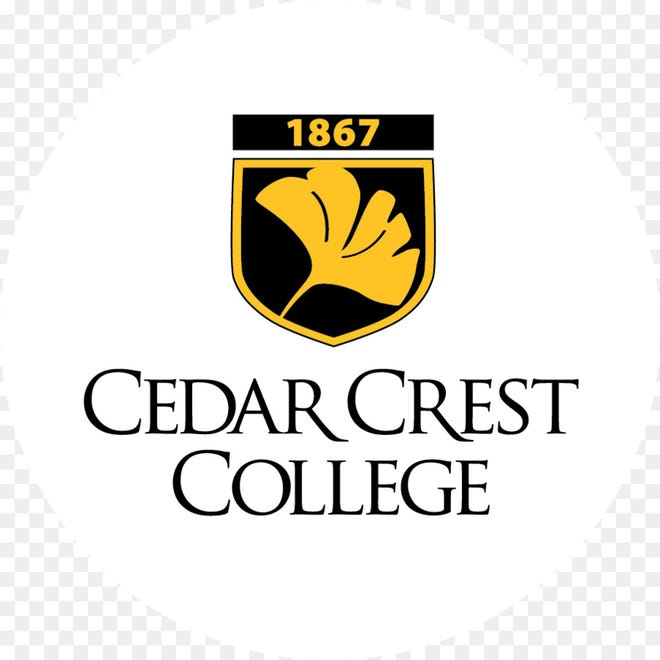 Several local students graduated from Cedar Crest College in Allentown, Pennsylvania.