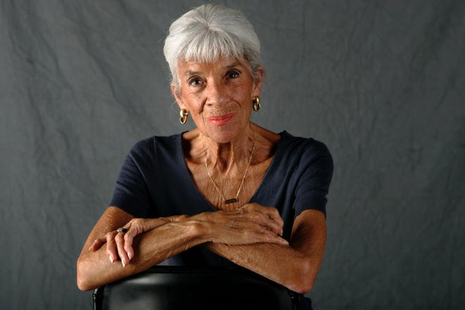 Ballet Florida founder Marie Hale has died. [Chris Salata/Palm Beach Daily News/file photo]