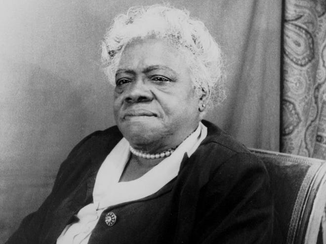 Mary McLeod Bethune was one of the most important civil and women's rights leaders of the 20th century.