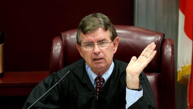 Leon County Circuit Court Judge Charles Dodson [Tallahassee Democrat]