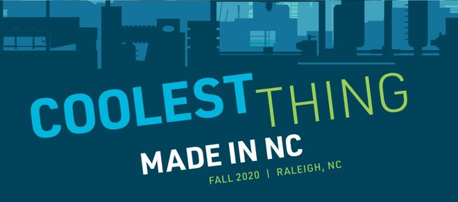 """Over 70 products were nominated for the """"Coolest Thing made in NC"""" contest hosted by the NC Chamber, Old Dominion Freight Line and The North Carolina Manufacturing Extension Partnership."""