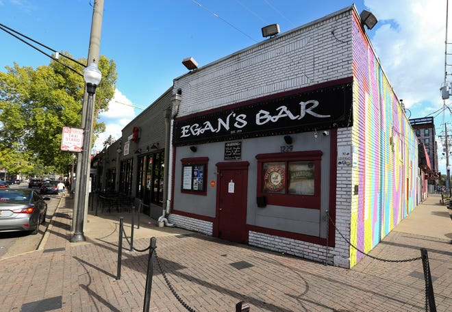 Egan's Bar, a staple on the Strip in downtown Tuscaloosa for 42 years, will close this weekend and re-open with a new name,  Unique, in August. [Staff Photo/Gary Cosby Jr.]