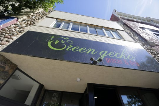 Green Gecko Grocer & Deli at 222 E. College Ave. in Appleton is among the recipients of money available through the city's business enhancement grant program in tax incremental financing districts 11 and 12.