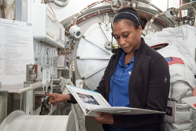 NASA astronauts Jeanette Epps will join Boeing's first operational crewed flight to the International Space Station.