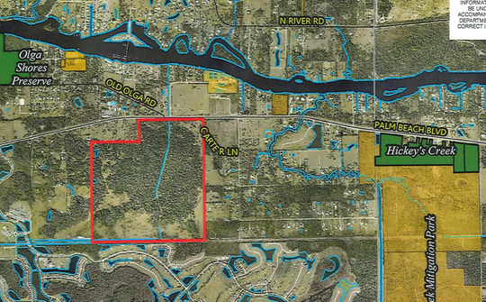 A 426 acre site off Palm Beach Boulevard in Alva will be purchased by Lee County's Consearvation 20/20 program. County Commissioners approved the $4.4 million purchase Tuesday/