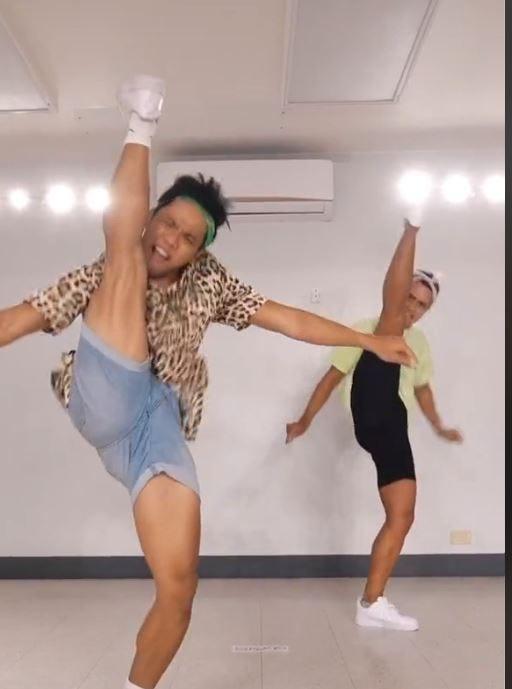 Guam Choreographer Brian Esperon S Tiktok Dance Challenge Goes Viral