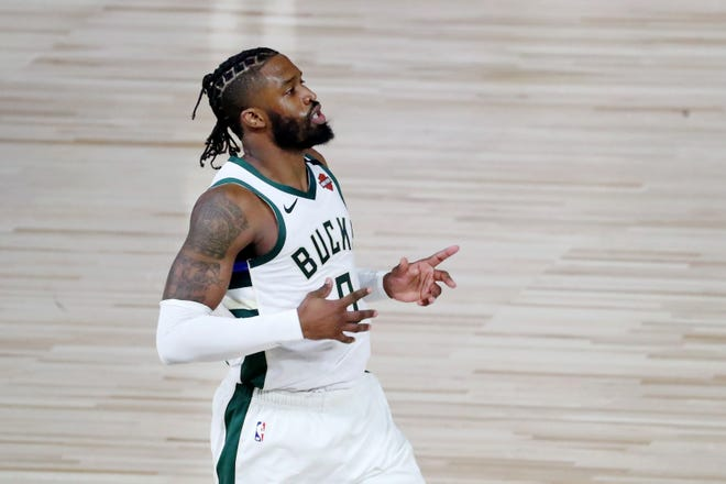 Guard Wesley Matthews made some particularly strong points during the Bucks' discussion on social injustice Tuesday, teammate Brook Lopez said.