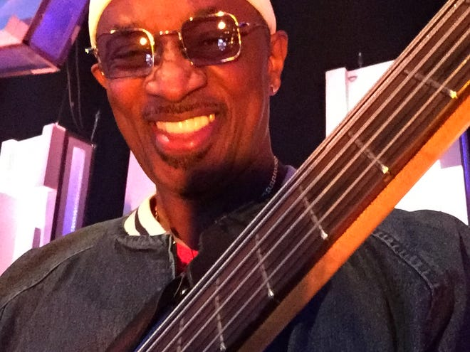 Cornell Williams is New Orleans musician who has played on the city's biggest stages.