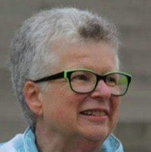 Mary Mosley is a retired Spanish professor and longtime activist for women's rights.