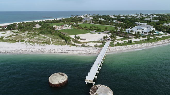 An amenity reserved for Hill Tide Estates residents only, the observation pier offers a one of a kind, first-hand experience of Boca Grande Pass that is unlike any other.