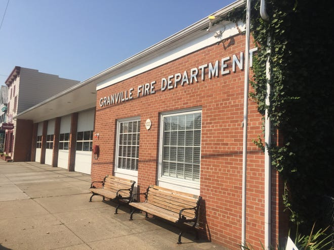 """The Granville Village Council has received what are described as three """"viable"""" development pitches for the downtown fire station owned by the Village."""