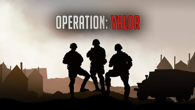 """""""Operation: Valor"""" is a game created by a four-person team, including an NMSU computer science student, which launched on Kicksttarter on Aug. 20, 2020 for funding."""