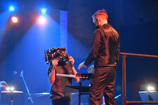 """The Sequoia Symphony Orchestra prepares for a concert season unlike any other with """"Musical Uplink,"""" a series of digital performances that will debut in October."""