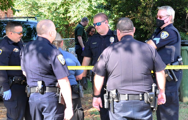 On August 25, Wichita Falls police discovered a body near a home on Hamlin Avenue.