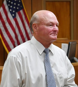 District Judge Charles Barnard said masks will continue in courtrooms for a few more days, but jury trials will resume June 7.