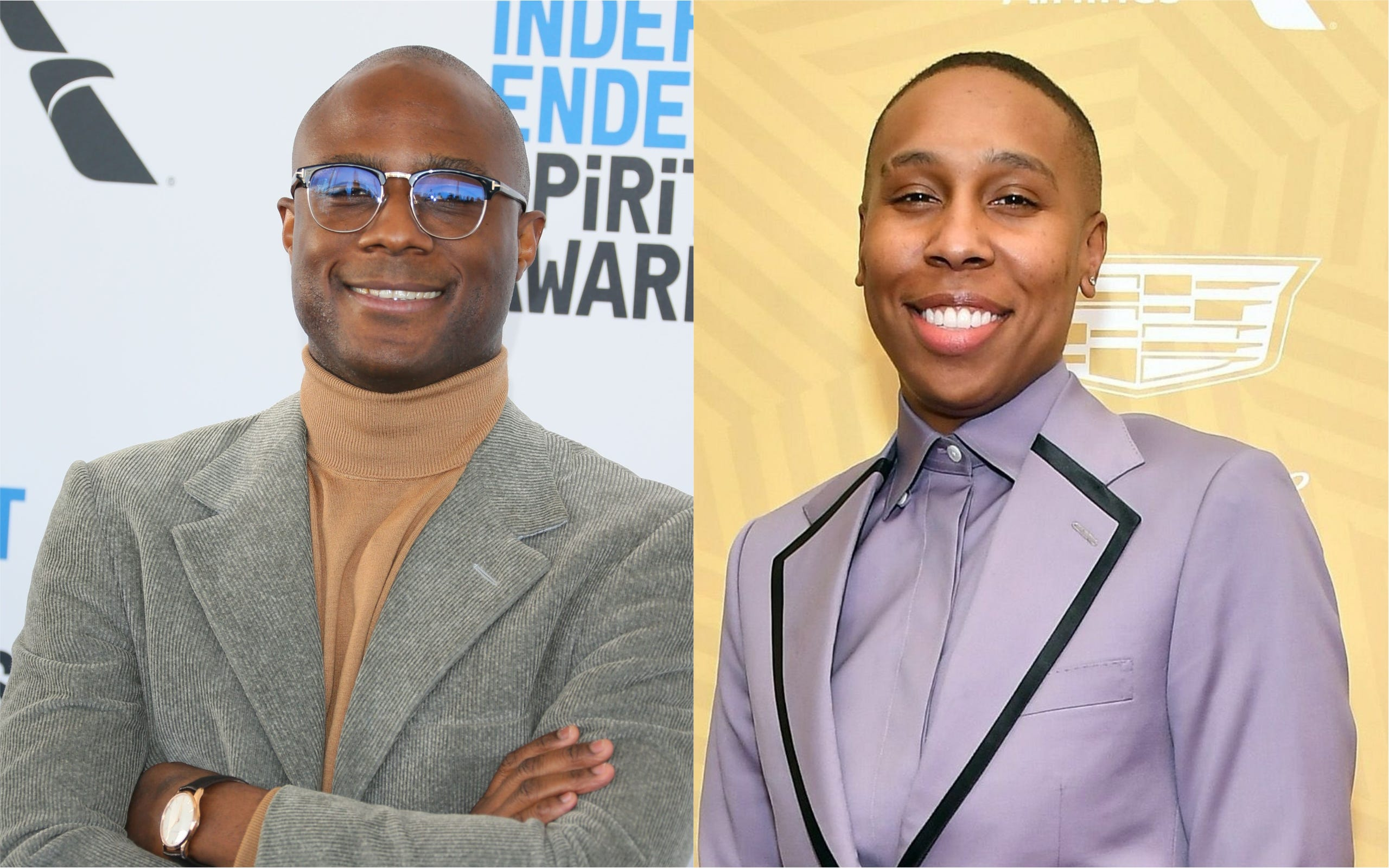 Lena Waithe, Barry Jenkins on creating Black opportunity:  We re trying to help people out