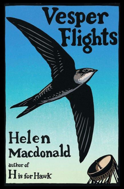 """""""VesperFlights,"""" by Helen Macdonald."""