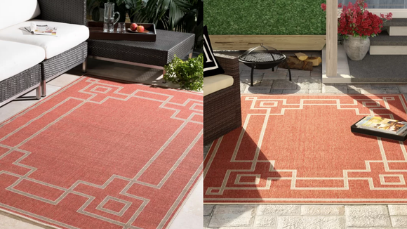 Warm up your space with a new rug.