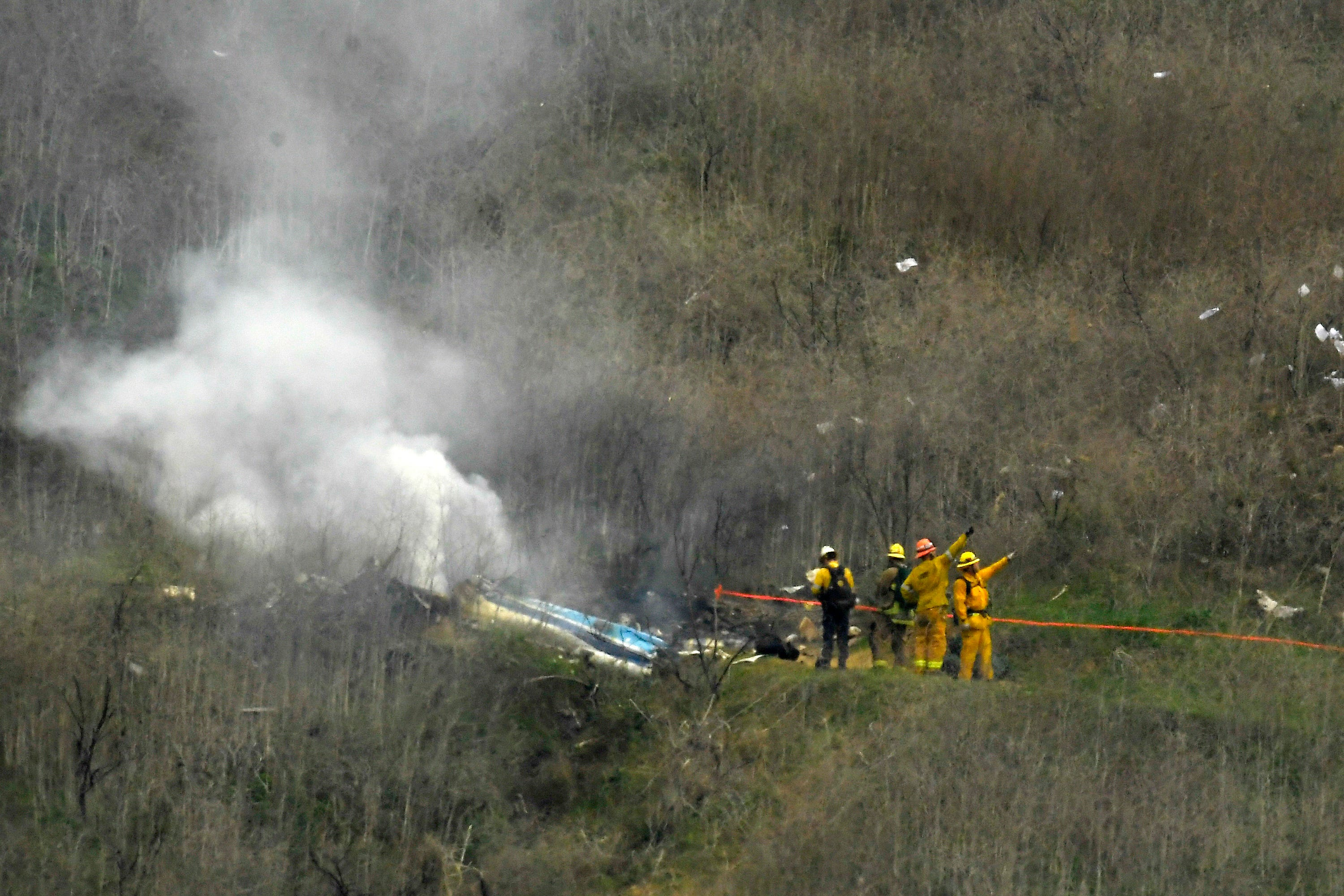 Helicopter company in crash that killed Kobe Bryant sues air traffic controllers