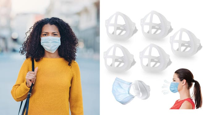 Face mask brackets are trending, but are they effective?