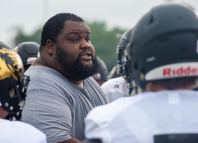 Coach Ben Johnson and the Harry S. Truman Tigers will not have a chance to return to the field this fall as the Bristol Township School District voted against a fall season due to the ongoing COVID-19 pandemic.