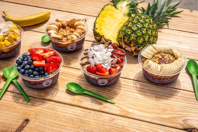 Playa Bowls serves beach-inspired açaí bowls.