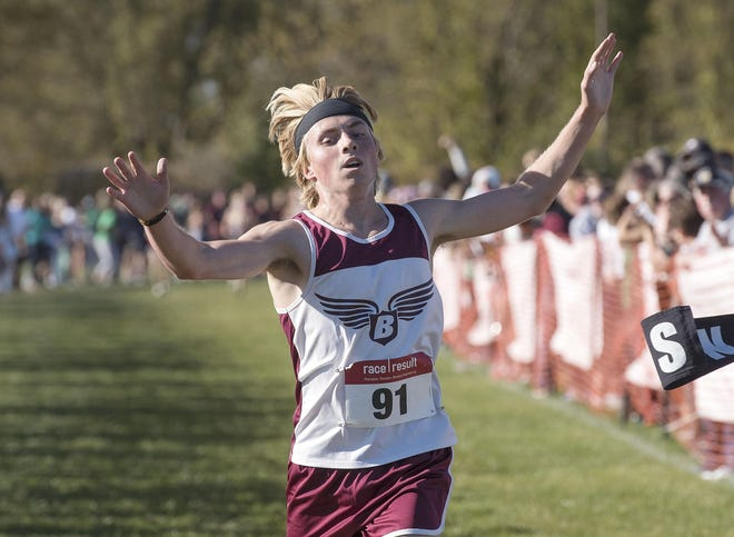 Beaver senior Will Lamb is preparing to defend his WPIAL cross country title. Lamb won the Bald Eagle Invitational over the weekend.