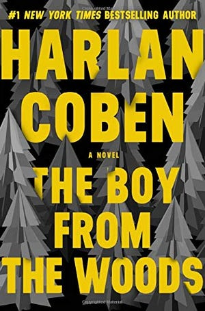 """The Boy from the Woods"" by Harlan Coben"