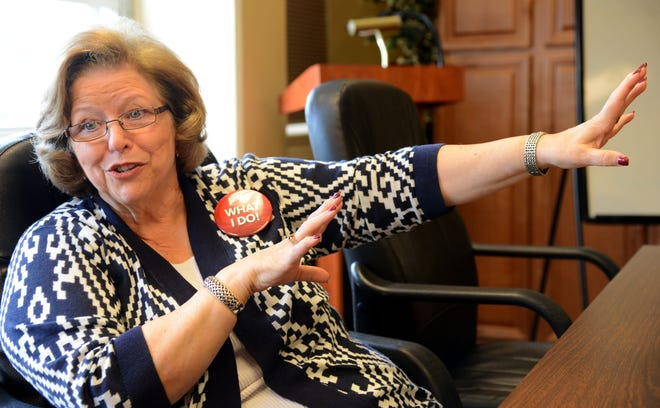 Penny Kievet, executive director of City Rescue Mission, plans to retire in January.