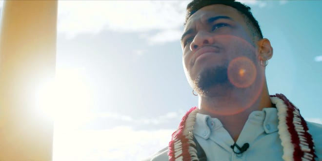 A film about Tua Tagovailoa is set to debut on Sept. 6.